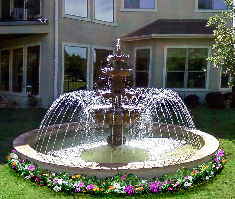 Ponds, Fountains & Water Features